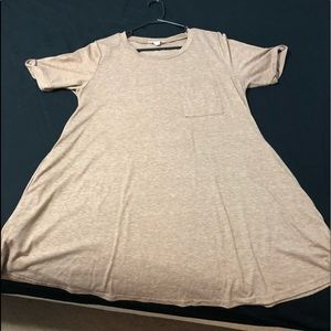 Dresses & Skirts - Pocket tee swing dress